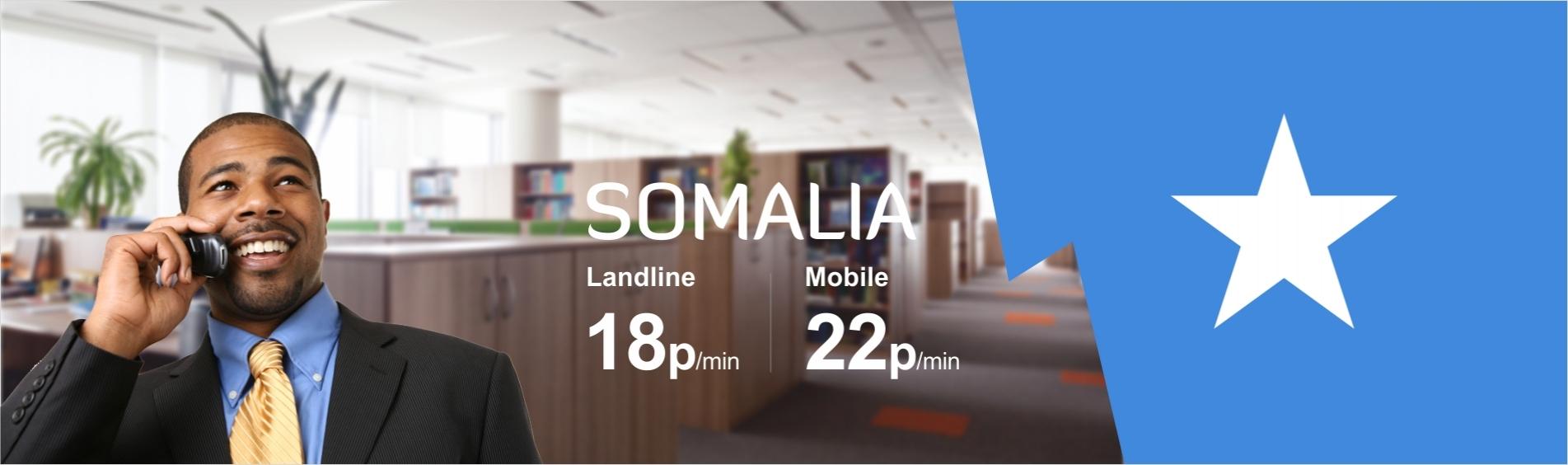 Somalia Best Rates