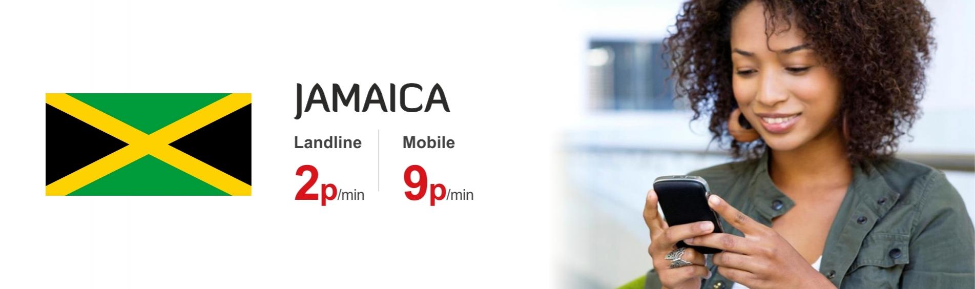 Jamaica Best Calling Rate
